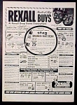 Rexall Drug Stores Ad - Amos & Andy - 1951