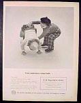 Squibb & Sons Drug Company Ad - 1950
