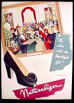Naturalizer Shoes For Women Ad - 1947