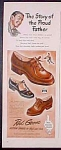 Red Goose Shoes For Children Boys & Girls Ad - 1947
