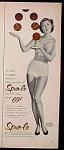 Spun-lo Lingerie Ad - 1953