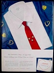Arrow Shirts For Men Ad - 1953