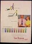 Van Heusen Shirts For Men Ad - 1949