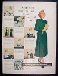 Simplicity Pattern Company Ad - 1948