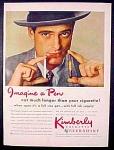 Eversharp Kimberly Pockette Pen Ad - 1947