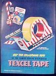 Texcel Tape Ad - 1949