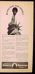 Association Of American Railroads Ad - 1943