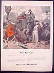 American Locomotive Ad - 1942