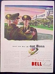 Bell Aircraft Ad - 1942
