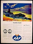 Army Air Forces Ad - 1944