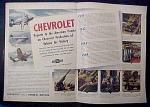 General Motors Chevrolet Aircraft & Army Tank Engines Ad - 1948