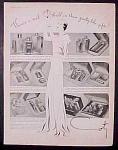 Coty Perfume Ad - 1932