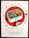 Westinghouse Roaster Oven Ad - 1947