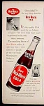 Red Rock Cola Soda Pop Ad - 1947