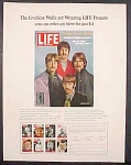 Beatles Poster Coupon Ad From Life Magazine - 1968