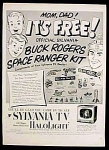 Buck Rogers Space Ranger Kit Ad