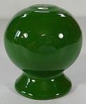 Vintage Homer Laughlin Fiesta Pepper Shaker - Dark Green