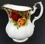 Royal Albert Old Country Roses Creamer Cream Pitcher