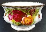 Royal Albert Old Country Roses Sugar Bowl