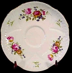 Shelley Bone China Dainty Shape Saucer Only For Coffee Cup - Floral