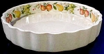 Wedgwood Quince Quiche Pan - 7 1/2 Inch