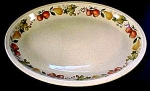 Wedgwood Quince Oval Platter - 13 1/4 Inch