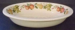 Wedgwood Quince Oval Vegetable Bowl - 9 1/4 Inch
