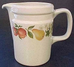 Wedgwood Quince Cream Pitcher Creamer