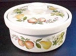 Wedgwood Quince 5 Inch Baker With Lid
