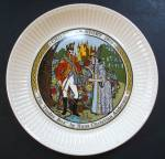 Wedgwood The Tinder Box Children's Story Collectible Plate - Andersen