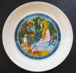 Wedgwood The Little Mermaid Childrens Story Collectible Plate Andersen