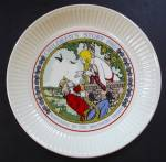 Wedgwood Rapunzel Children's Story Collectible Plate - Grimm