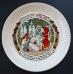 Wedgwood King Roughbeard Children's Story Collectible Plate - Grimm
