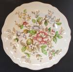 Royal Doulton Monmouth 10 1/2 Inch Dinner Plate