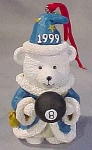 Dayton's Santa Bear Ornament In Original Box - 1999