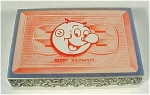 Reddy Kilowatt Deck Of Playing Cards Unopened In Box