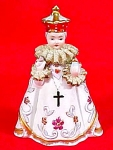 Lefton 5 Inch Male Child Of Prague Figurine