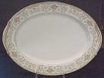 Noritake Croydon Oval Platter No. 5908