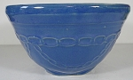Western Stoneware Pottery Chain Link Bowl