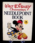 Walt Disney Characters Needlepoint Book
