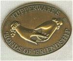 Tupperware's Bonds Of Friendship Token
