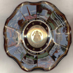 Washington D.c. Collector Glass Bowl.