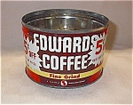 Edwards Coffee Can Key-wind