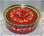 Oriental William Crawford & Sons Bisquit Tin