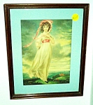 Vintage Sir Thomas Lawrence Pinkie Print