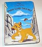 1994 Disney Lion King Book