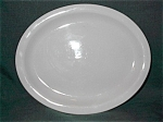 Syscoware White Porcelain Serving Platter