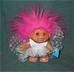 Norfin Little Fairy Troll Doll