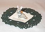 Hagen Renaker Miniature Bunny Rabbit 1986