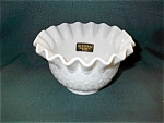 Smith Heritage Milk Glass Daisy & Button Bowl